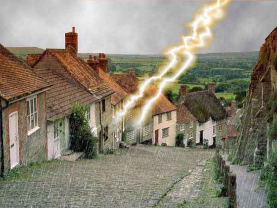 rain-and-lightning