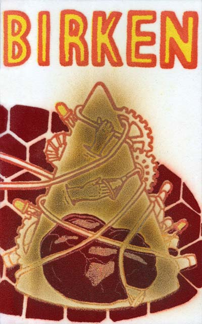 Birkensnake 2 Cover