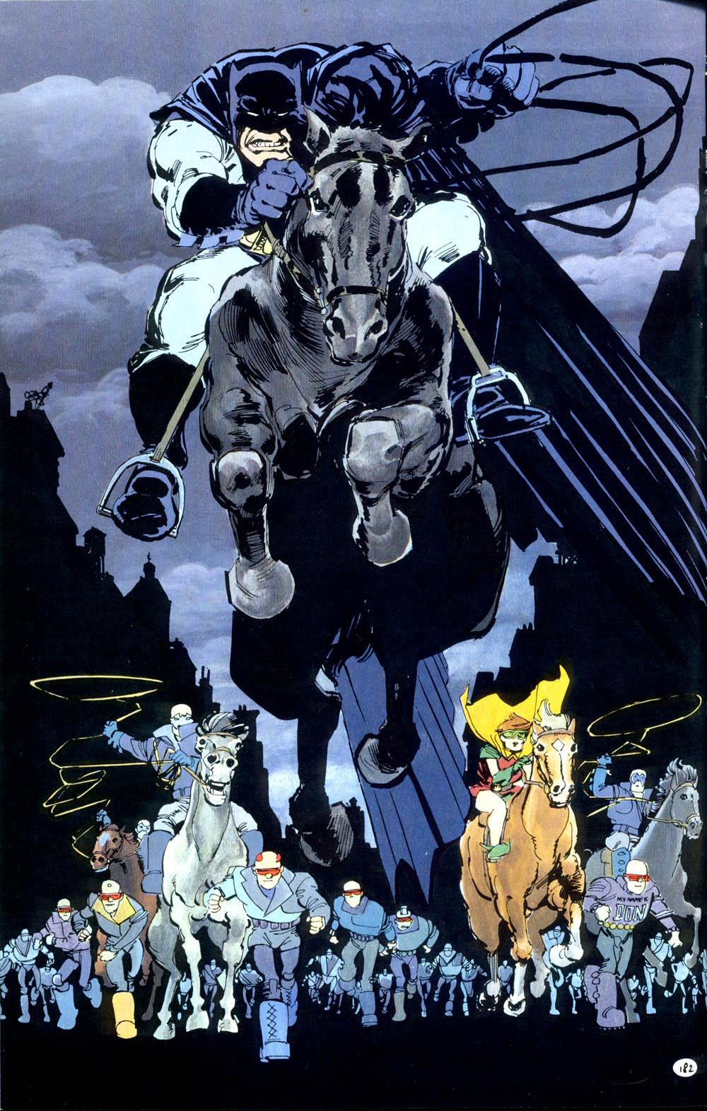 Reading Frank Millers Batman The Dark Knight Returns Part 2 BIG OTHER