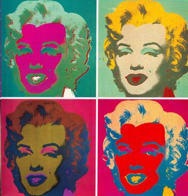 "Andy Warhol, ""Marilyn Monroe"" (1967)"