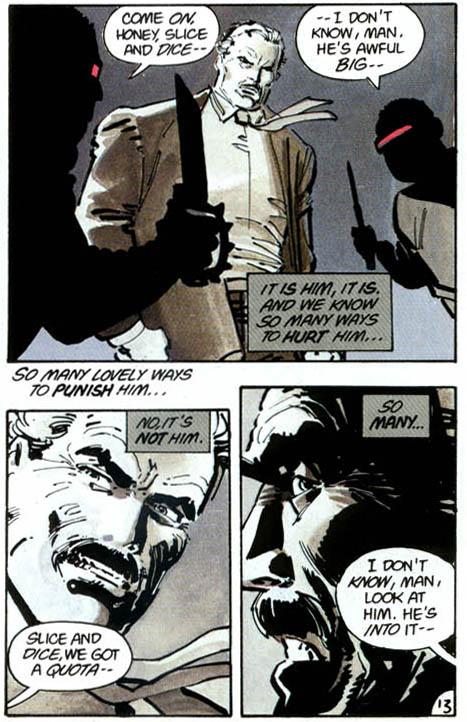 Frank Miller The Dark Knight Returns Hunt The Dark Knight