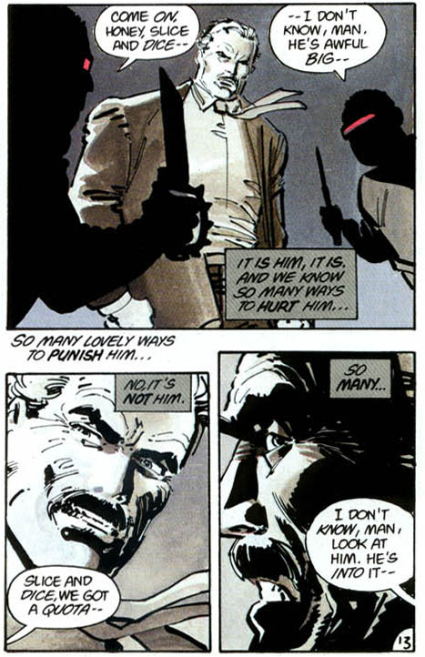 Batman The Dark Knight Returns Comic Joker