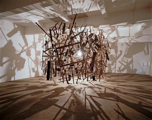 """Cold Dark Matter: An Exploded View"" (1991)"