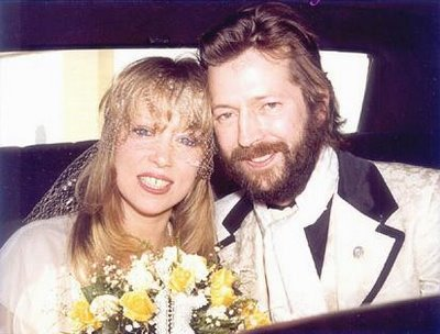 Eric-Clapton-Patti-Boyd