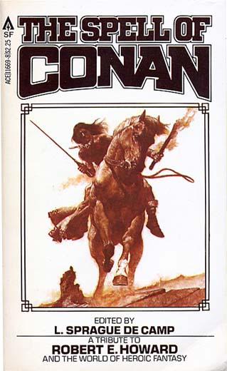Livros do Conan, vários escritores. The-spell-of-conan