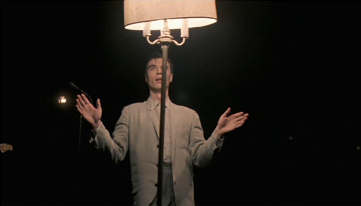 David Byrne lamp – BIG OTHER