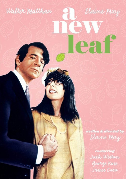 A New Leaf DVD cover
